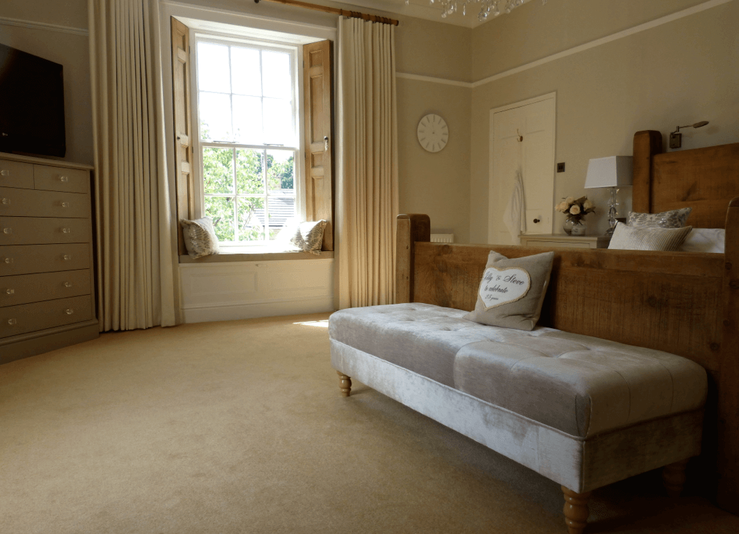 Contemporary luxe bedroom, Collingham