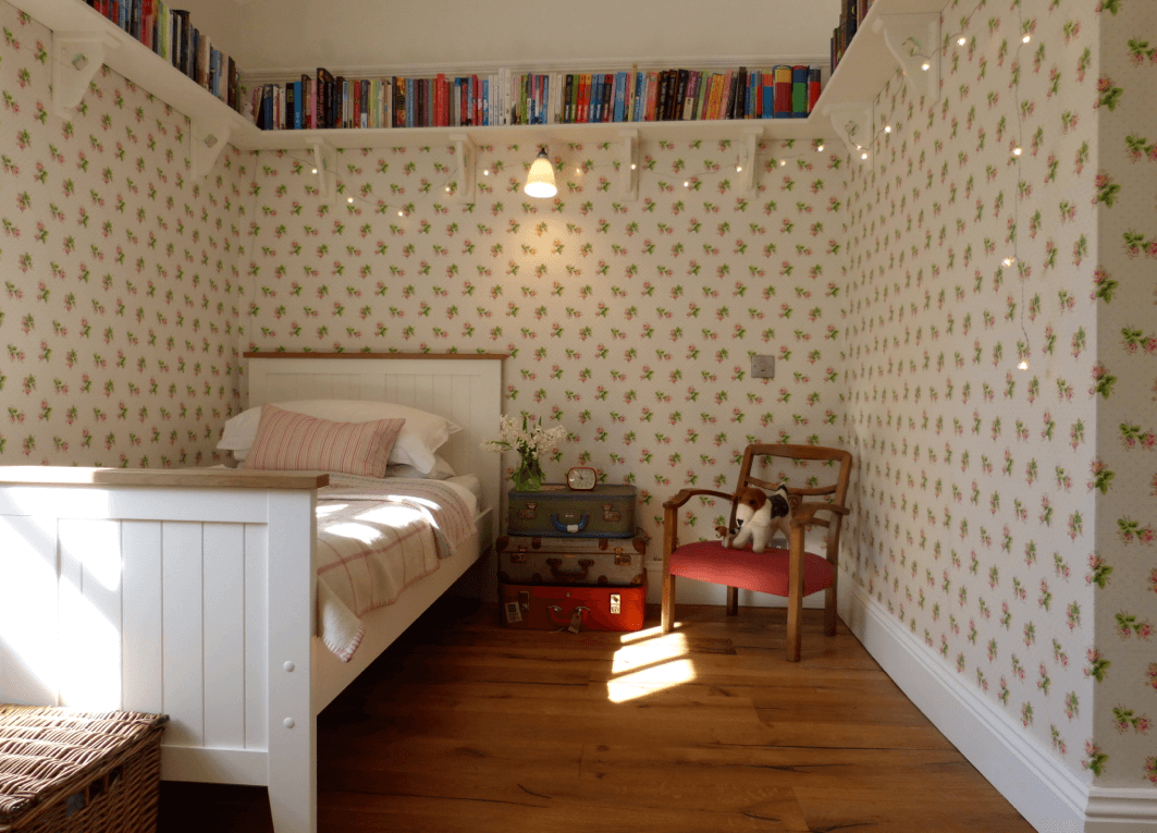 Country Girls bedroom