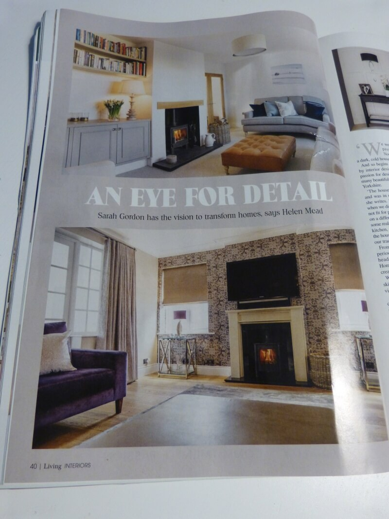 SGH in Yorkshire Living Magazine