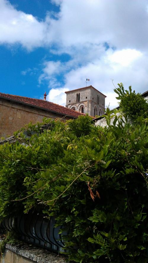 Church at Champagnolles